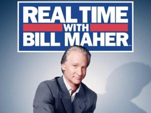 real time bill maher