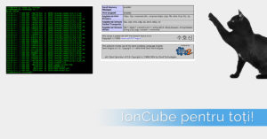 Instalare IonCube loader pe server - It's a must!